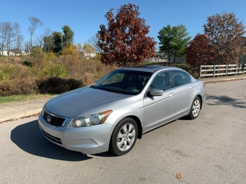 2008 Honda Accord for sale at Abe's Auto LLC in Lexington KY