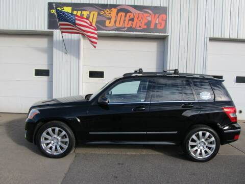 2011 Mercedes-Benz GLK for sale at AUTO JOCKEYS LLC in Merrill WI