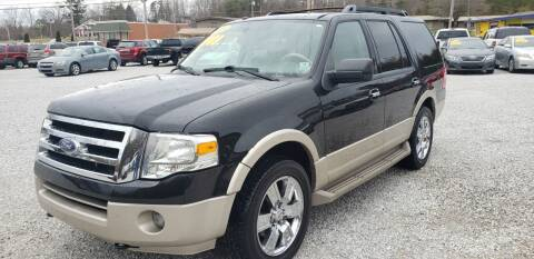 2010 Ford Expedition for sale at COOPER AUTO SALES in Oneida TN
