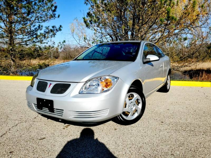 2008 Pontiac G5 for sale at Excalibur Auto Sales in Palatine IL