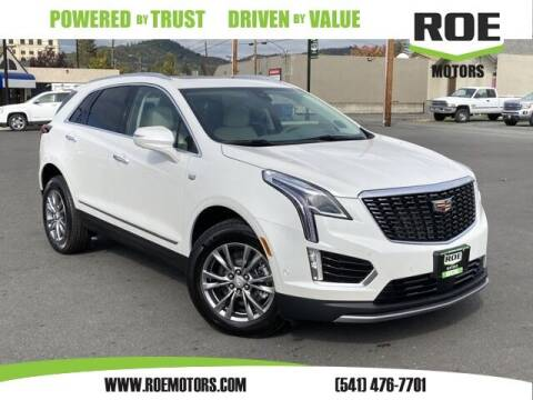2021 Cadillac XT5 for sale at Roe Motors in Grants Pass OR