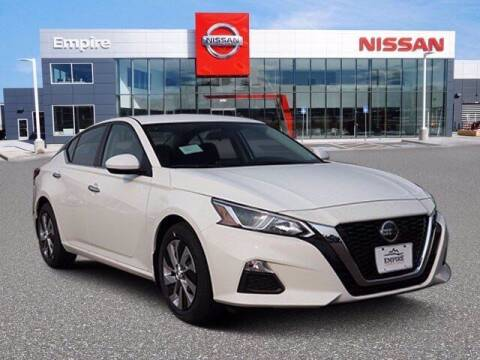 2020 Nissan Altima for sale at EMPIRE LAKEWOOD NISSAN in Lakewood CO