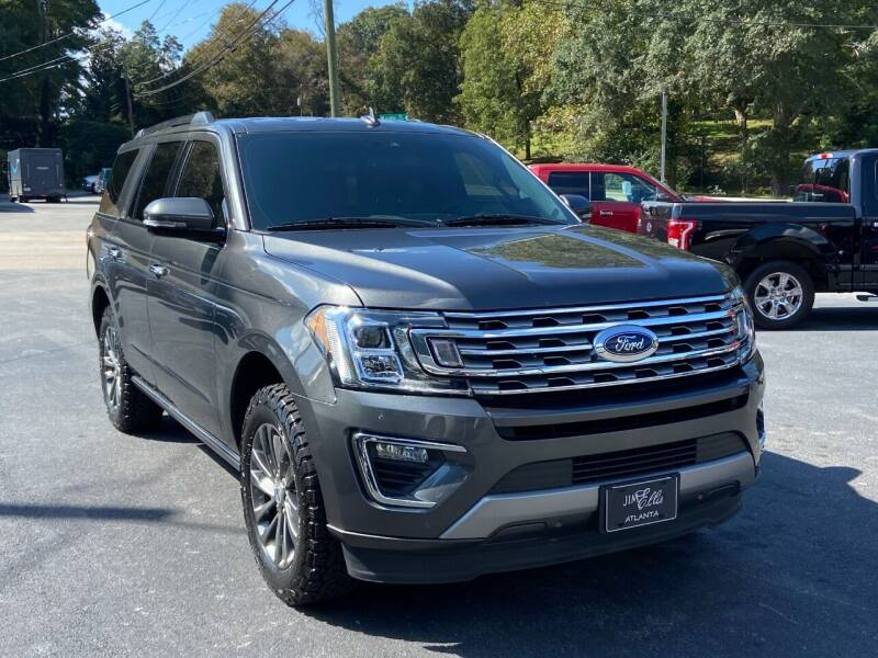 2020 Ford Expedition for sale at Luxury Auto Innovations in Flowery Branch GA