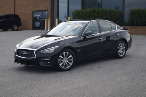 2020 Infiniti Q50 for sale at Next Ride Motors in Nashville TN