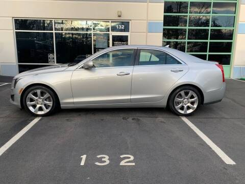 2013 Cadillac ATS for sale at Euro Auto Sport in Chantilly VA