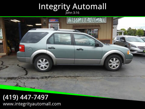 2006 Ford Freestyle for sale at Integrity Automall in Tiffin OH