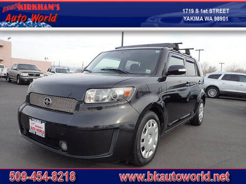 2010 Scion xB for sale at Bruce Kirkham Auto World in Yakima WA