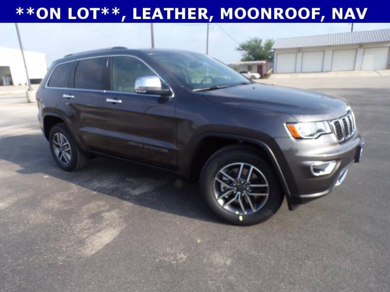 2021 Jeep Grand Cherokee for sale in Gatesville, TX