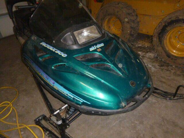 1997 Ski-Doo TOURING SLE for sale at JIM WOESTE AUTO SALES & SVC in Long Prairie MN