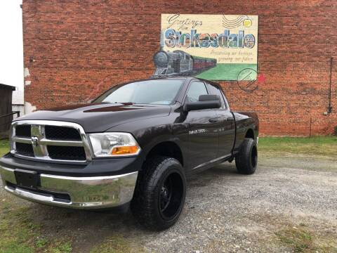 2011 RAM Ram Pickup 1500 for sale at Priority One Auto Sales in Stokesdale NC