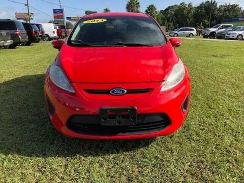 2013 Ford Fiesta for sale at Unique Motor Sport Sales in Kissimmee FL