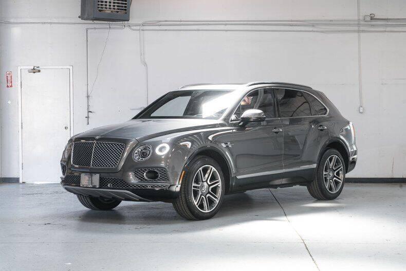 2018 Bentley Bentayga for sale in Richardson, TX