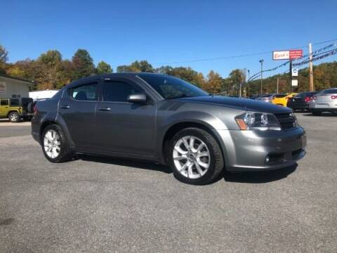 2013 Dodge Avenger for sale at BARD'S AUTO SALES in Needmore PA