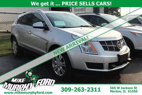 2010 Cadillac SRX for sale at Mike Murphy Ford in Morton IL