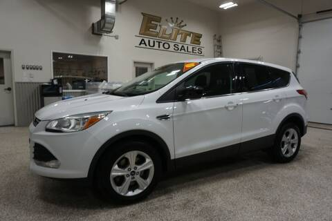 2015 Ford Escape for sale at Elite Auto Sales in Idaho Falls ID