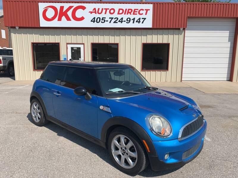 2009 MINI Cooper for sale at OKC Auto Direct in Oklahoma City OK