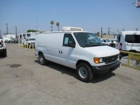 2005 Ford E-Series Cargo for sale at Atlantis Auto Sales in La Puente CA
