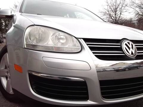 2008 Volkswagen Jetta for sale at 1st Choice Auto Sales in Fairfax VA