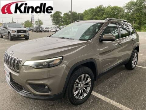 2019 Jeep Cherokee for sale at Kindle Auto Plaza in Middle Township NJ