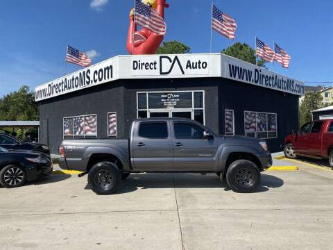 2015 Toyota Tacoma for sale at Direct Auto in D'Iberville MS
