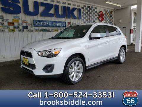 2015 Mitsubishi Outlander Sport for sale at BROOKS BIDDLE AUTOMOTIVE in Bothell WA
