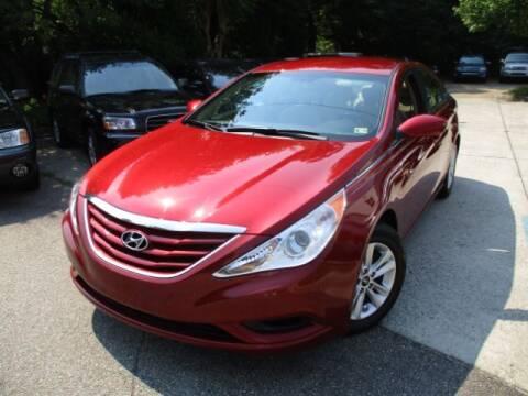 2013 Hyundai Sonata for sale at Elite Auto Wholesale in Midlothian VA