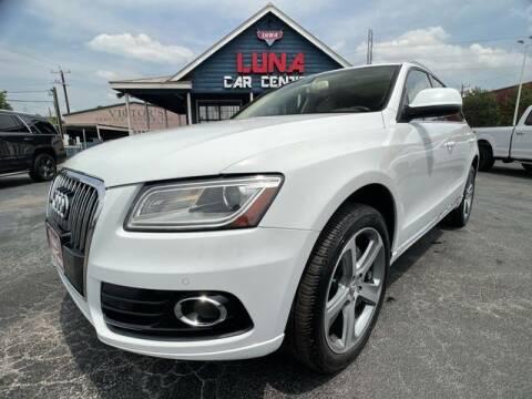 2014 Audi Q5 for sale at LUNA CAR CENTER in San Antonio TX