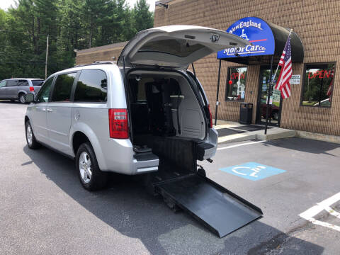 2010 Dodge Grand Caravan for sale at New England Motor Car Company in Hudson NH