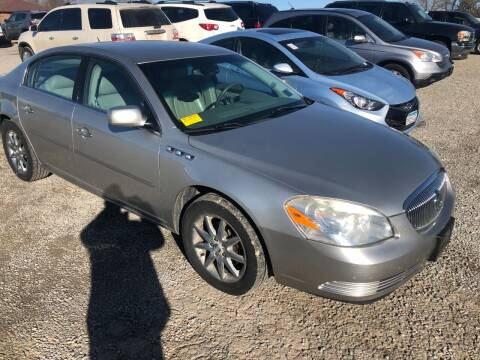 2007 Buick Lucerne for sale at LYNDON MOTORS in Lyndon KS