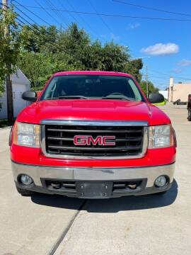 2008 GMC Sierra 1500 for sale at Suburban Auto Sales LLC in Madison Heights MI
