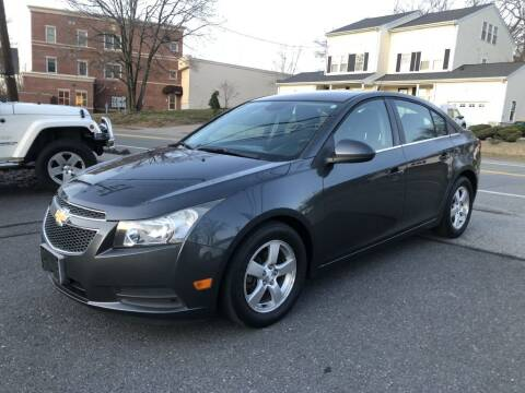 2013 Chevrolet Cruze for sale at LARIN AUTO in Norwood MA