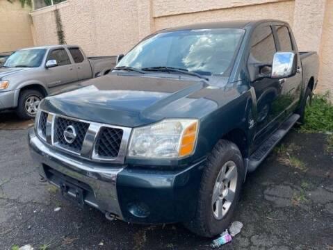 2004 Nissan Titan for sale at Auto Legend Inc in Linden NJ