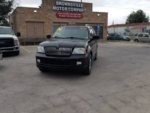 2006 Lincoln Navigator for sale at Brownsville Motor Company in Brownsville TX