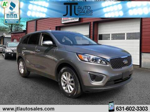 2016 Kia Sorento for sale at JTL Auto Inc in Selden NY
