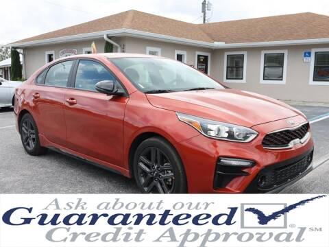 2021 Kia Forte for sale at Universal Auto Sales in Plant City FL