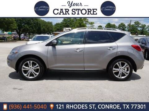 2010 Nissan Murano for sale at Your Car Store in Conroe TX