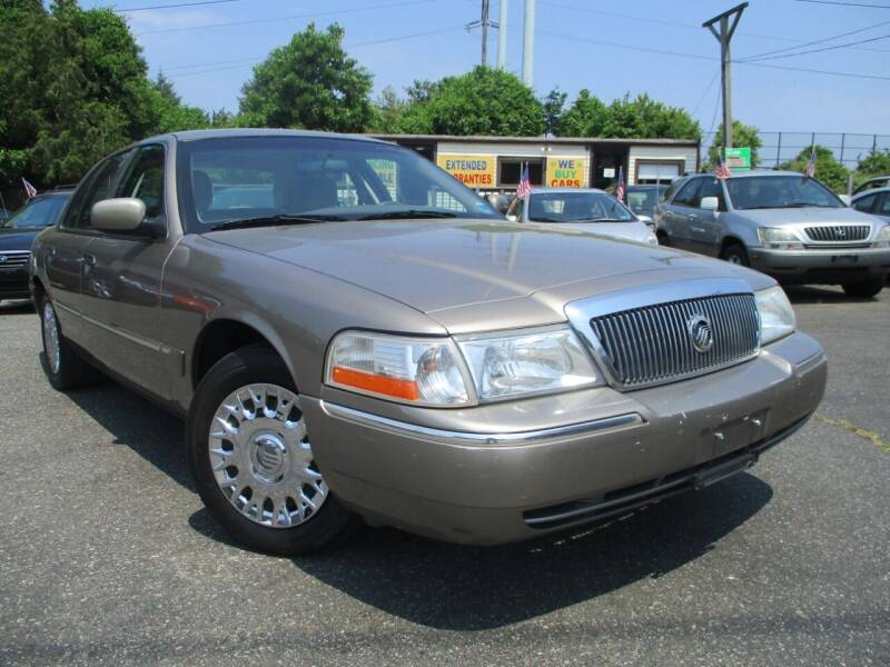 2004 Mercury Grand Marquis for sale at Unlimited Auto Sales Inc. in Mount Sinai NY