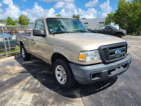2007 Ford Ranger for sale at CAR-RIGHT AUTO SALES INC in Naples FL