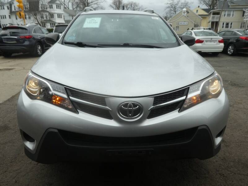 2015 Toyota RAV4 for sale at Wheels and Deals in Springfield MA