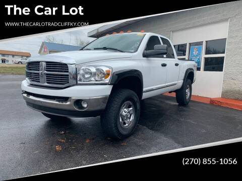 2008 Dodge Ram Pickup 2500 for sale at The Car Lot in Radcliff KY