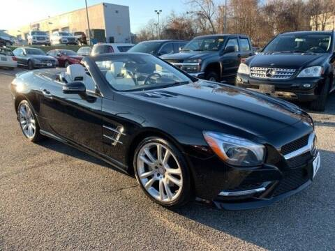 2014 Mercedes-Benz SL-Class for sale at BuyFromAndy.com at Hi Lo Auto Sales in Frederick MD