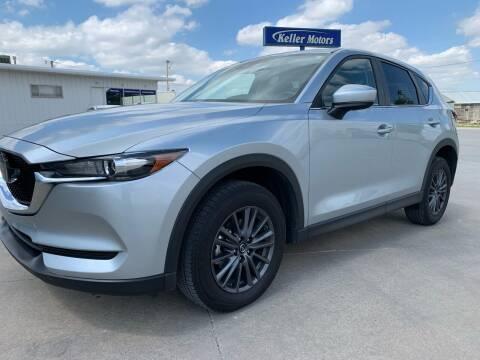 2020 Mazda CX-5 for sale at Keller Motors in Palco KS