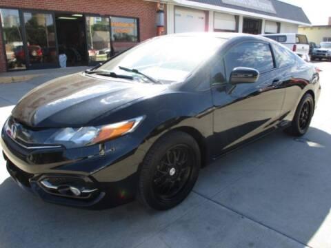 2015 Honda Civic for sale at Eden's Auto Sales in Valley Center KS
