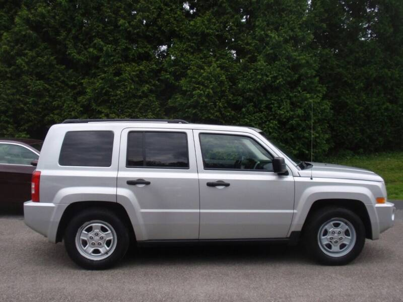 2008 Jeep Patriot for sale at CARS II in Brookfield OH