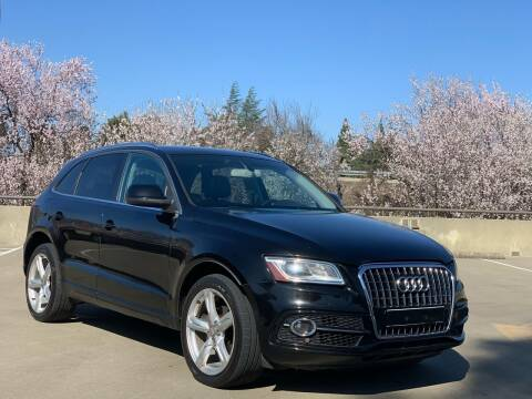 2010 Audi Q5 for sale at AutoAffari LLC in Sacramento CA