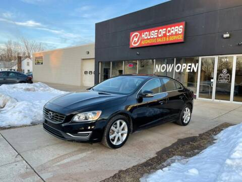 2016 Volvo S60 for sale at HOUSE OF CARS CT in Meriden CT