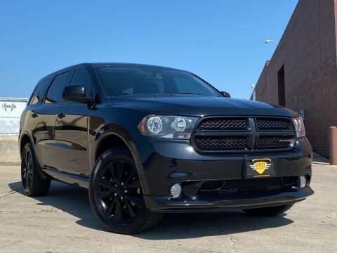 2013 Dodge Durango for sale at Effect Auto Center in Omaha NE