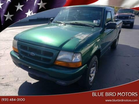 2000 Ford Ranger for sale at Blue Bird Motors in Crossville TN