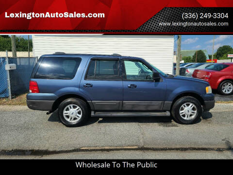 2004 Ford Expedition for sale at LexingtonAutoSales.com in Lexington NC
