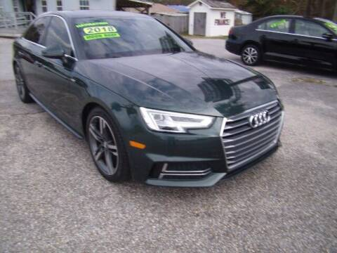 2018 Audi A4 for sale at Auto Brokers in Gulf Breeze FL